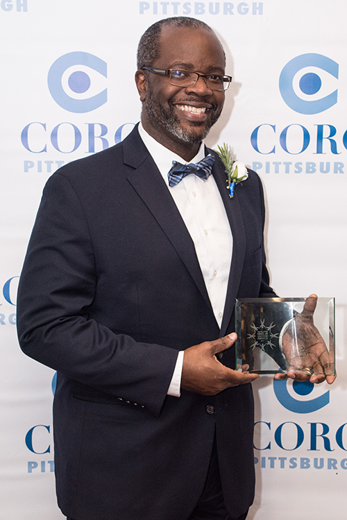 2018 Coro Pittsburgh Martin Luther King, Jr  Leadership Awards